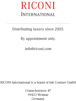 RICONI International - an Ink Couture Brand